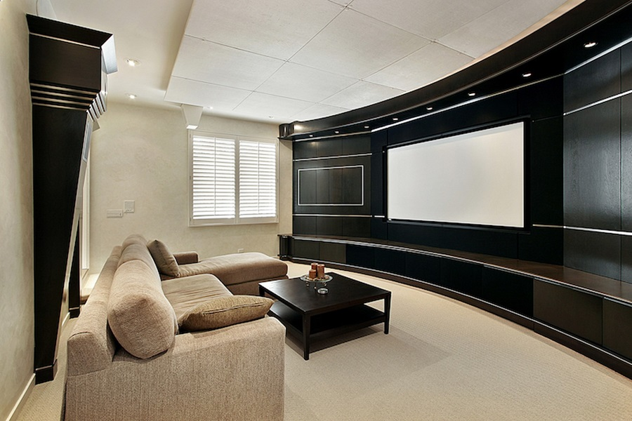 2 Things to Consider When Designing Your In-Home Theater Venue